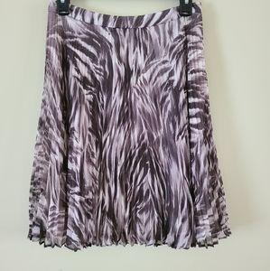 Talbots Pleated Skirt